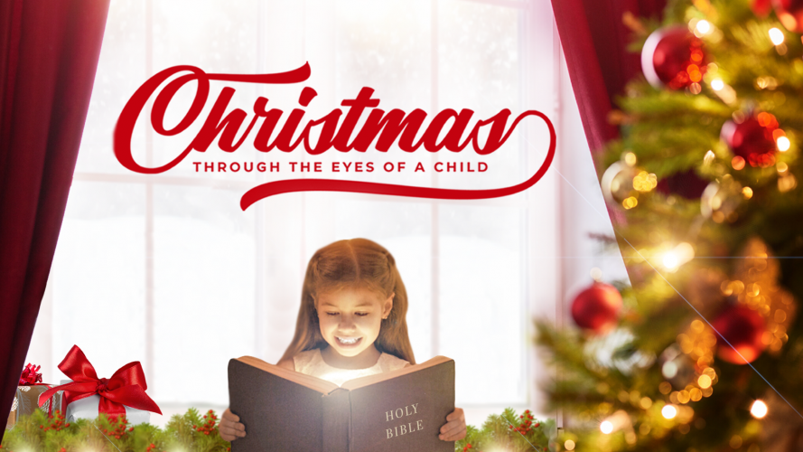 Christmas Through The Eyes of a Child png